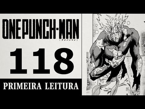 REACTION!! One-Punch Man #118