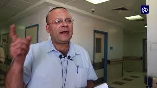 المعايطة يعرض لأخبار الدار مشاريع توسعة مستشفى الكرك