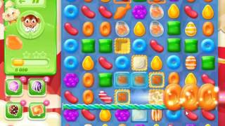 Candy Crush Jelly Saga Level 513 - NO BOOSTERS
