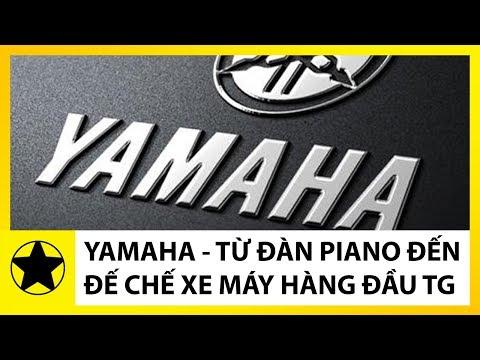 Yamaha - Từ Cây Đàn Piano Đến Đế Chế Xe Máy Hàng Đầu Thế Giới