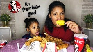 KFC MUKBANG┃DRUMSTICK + HOT CHICKEN WINGS + COBETTE┃EATING SHOW┃먹방
