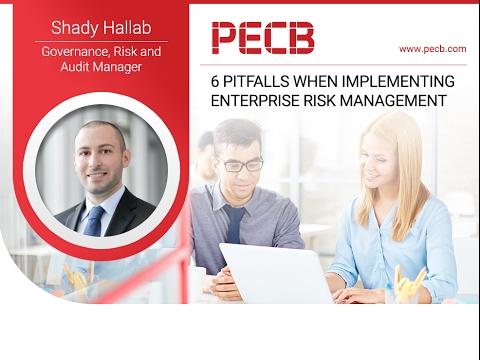 6 Pitfalls when Implementing Enterprise Risk Management