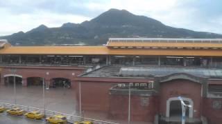Taiwan: Taipei MRT Tamsui station (臺北捷運淡水站) (3/6) 2012-12-28(Fri)0803hrs