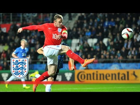 Wayne Rooney's 5 best England goals | Top Five