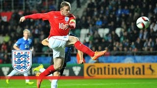 Video Wayne Rooney's 5 best England goals | Top Five download MP3, 3GP, MP4, WEBM, AVI, FLV Agustus 2018