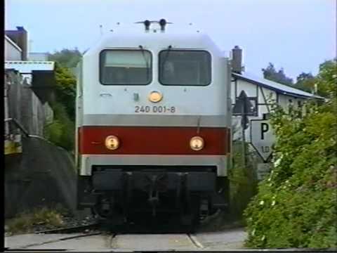 MaK DE 1024 in Kiel-Friedrichsort
