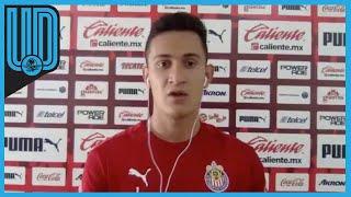Conforme pasen las jornadas el Guadalajara se observará mejor futbolísticamente, porque el equipo ha creído en el estilo de juego que les ha vendido el técnico Víctor Manuel Vucetich, así lo precisó el arquero Raúl Gudiño.    #LigaMx #Chivas #Gudiño