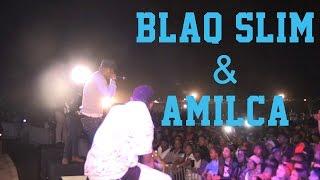 Black Slim And Amilca Shuts Down Ipotsoyi 2013