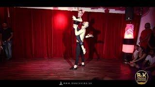 Sergio Marichu Bachata show B&K weekend Stockholm Dance Vida