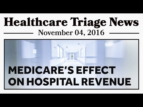 Health Care Reform, Medicaid Expansion, and Hospital Finances