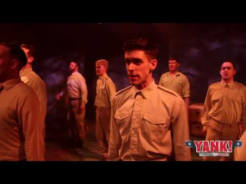 Yank! A WWII Love Story - Trailer | London's Charing Cross Theatre