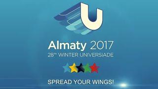 Venues are ready - 28th Winter Universiade, Almaty, Kazakhstan - FISU 2016