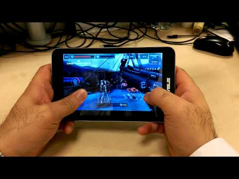 Asus MeMO Pad 7 Video clips - PhoneArena