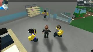 (roblox)jogando Retail Tycoon
