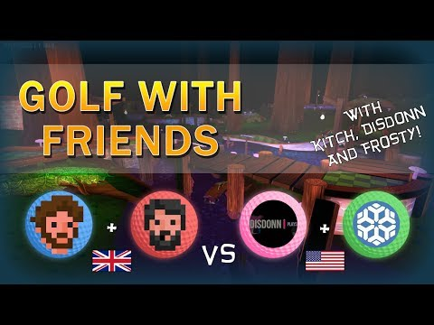 Let's Play - Golf With Your Friends - Boning The Americans