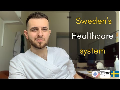 Why Sweden's healthcare system is among the Best - Part 1 (The structure)