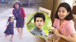 Cuối cùng Mai Phương cũng đã đưa con gái về thăm quê nội nhà Phùng Ngọc Huy