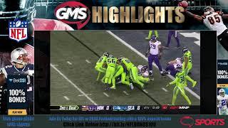 Seattle Seahawks vs Minnesota Vikings FULL HD GAME Highlights Week 14
