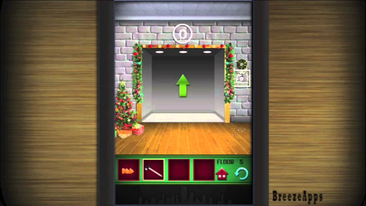 100 Floors Season Level 5 Christmas Tower 100 Floors