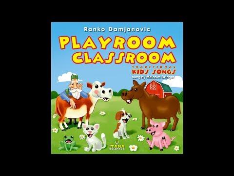 Ranko Damjanovic  Playroom Classroom  (Full Album Audio 2017)  Children's Songs   Kids Songs
