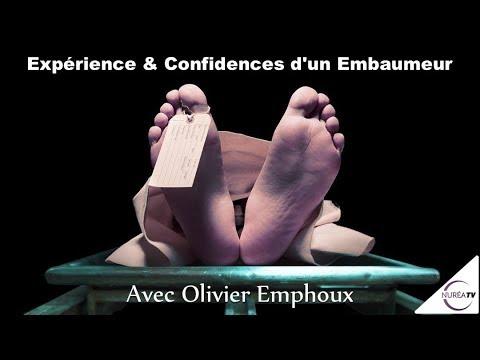 20/03/18 « Expérience et Confidences d'un Embaumeur » avec Olivier Emphoux - NURÉA TV