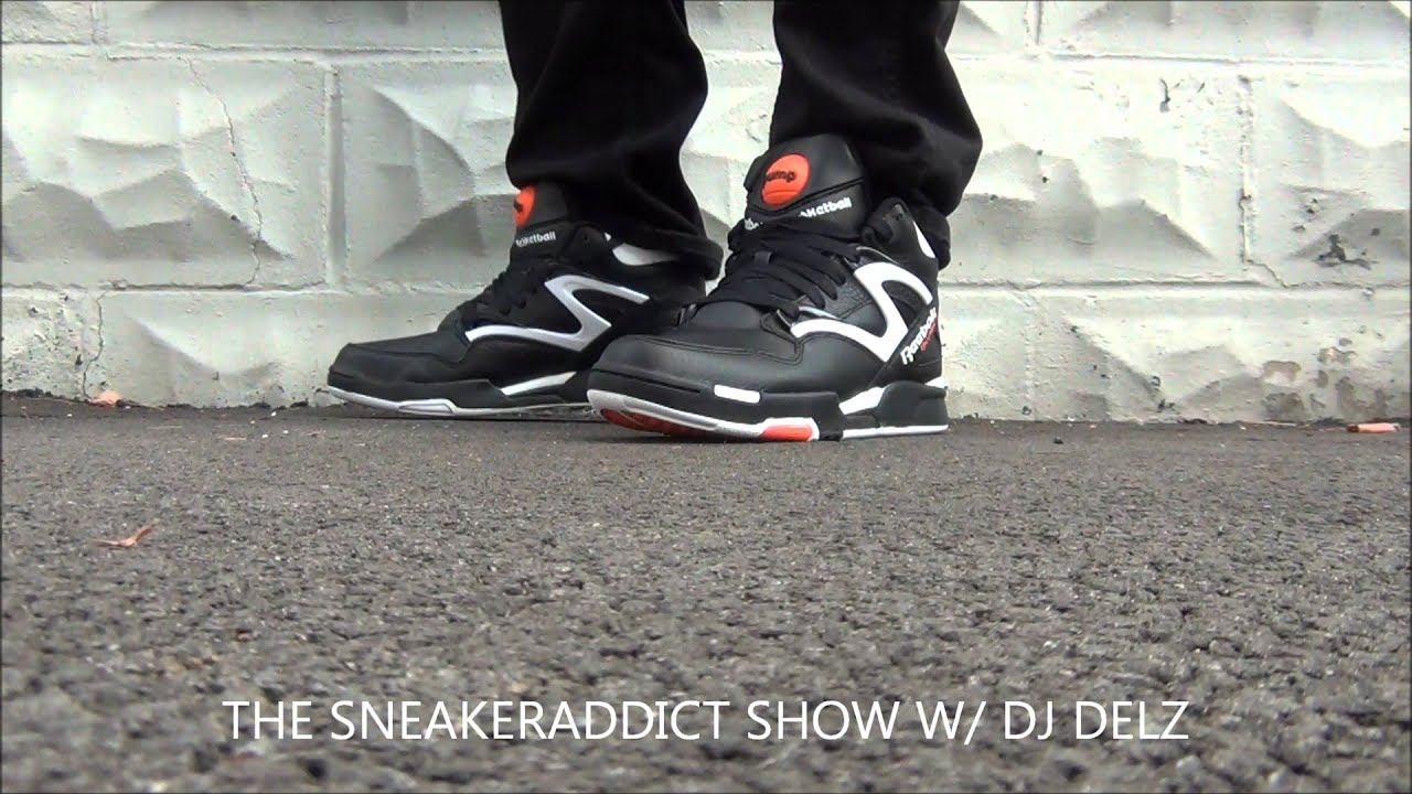 d507e5e4ac05 Reebok Dee Brown Omni Lite Pump Sneaker Review + On Feet W  Dj Delz ...