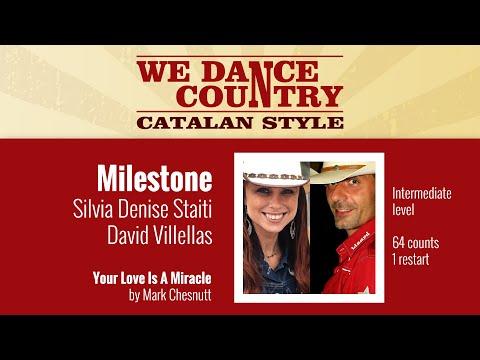 MILESTONE by Silvia Denise Staiti & David Villellas