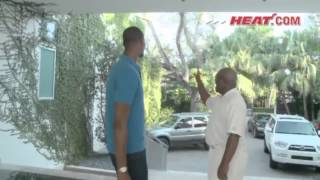 Inside the HEAT - Chris Bosh Part 1