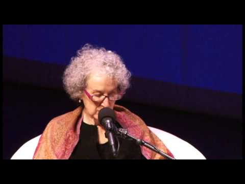 "Talking Volumes: Margaret Atwood reads ""Night Poem"""