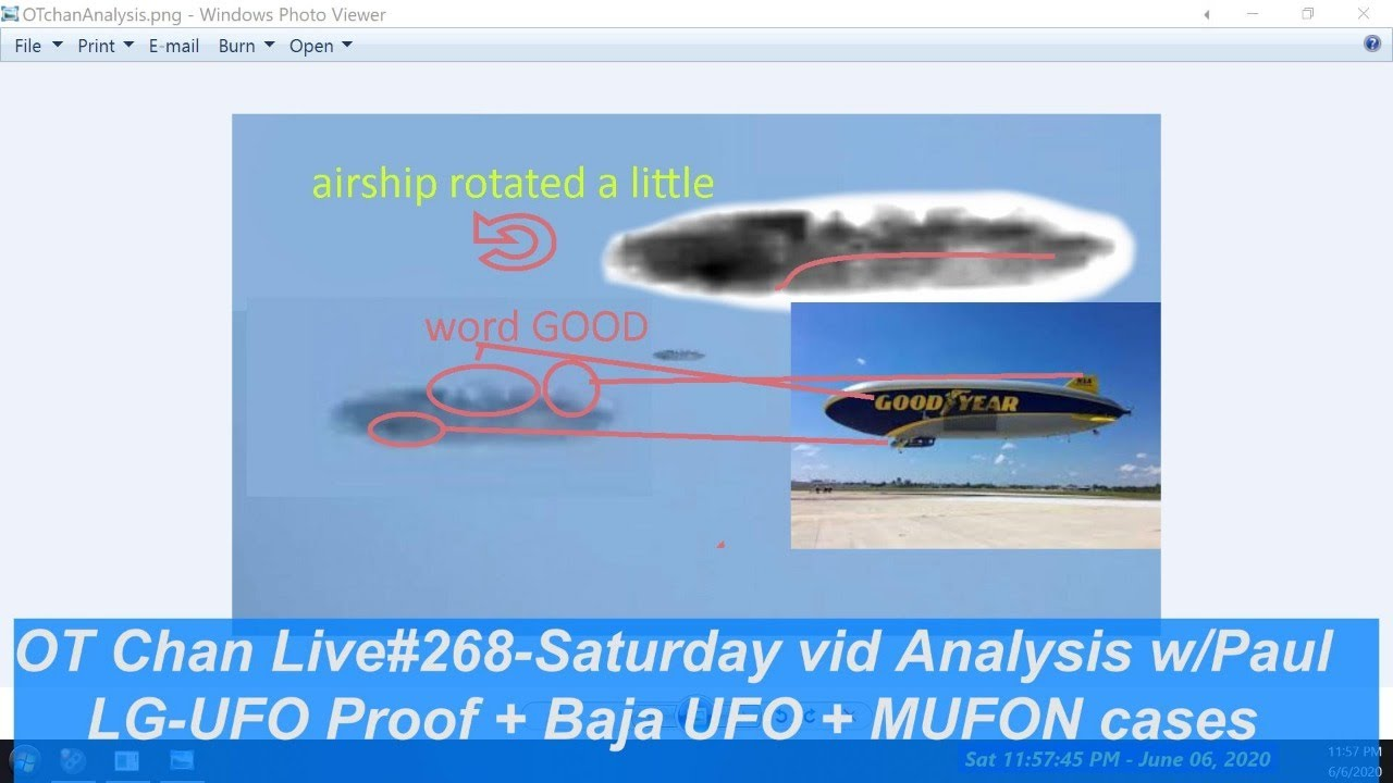 Saturday Live UFO Topics & Vid Analysis - LG Proof tapes + Baja UFO + MUFON ) - OT Chan Live#268