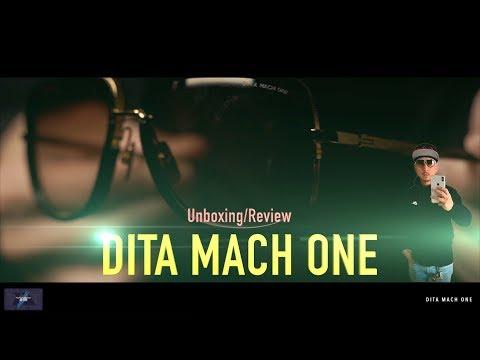 DITA MACH ONE | Unbox/Review - Designer Frames