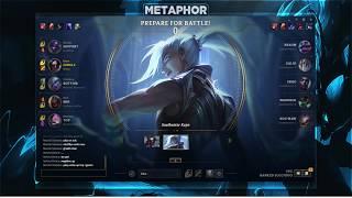 Metaphor - Challenger Kayn 1v9 (FULL GAME)