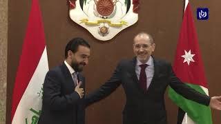 وزير الخارجية يؤكد وقوف الأردن إلى جانب العراق (21/1/2020)