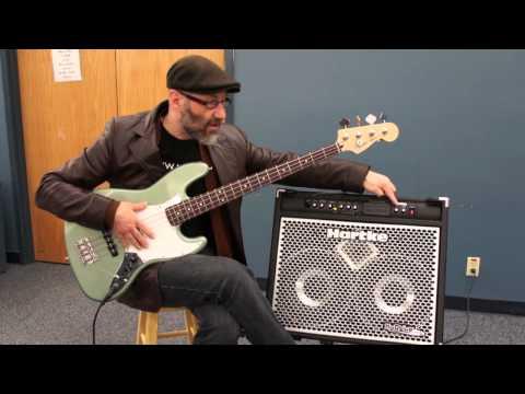 Bass Training Video Pt 2