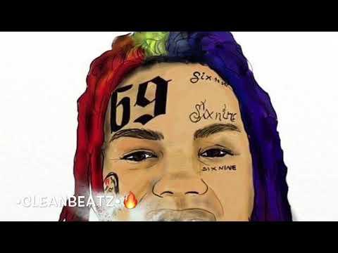 6ix9ine- KEKE Ft. Fetty Wap, A Boogie Wit Da Hoodie (CLEAN) Best edit •CleanBeatz•