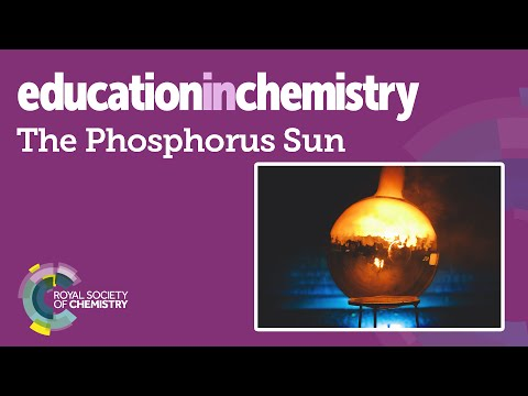 A red phosphorus sun – periodicity and allotropes