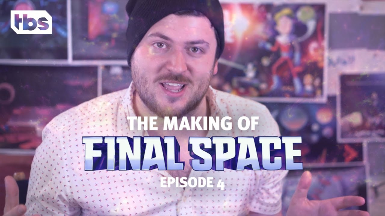 Download Final Space - The Making Of Final Space: Origins - Episode 4 [BEHIND THE SCENES] | TBS