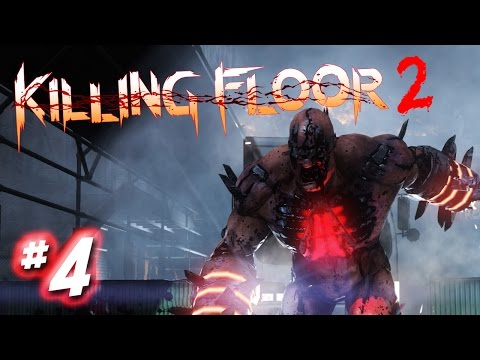 Killing Floor 2 - The Special Branch