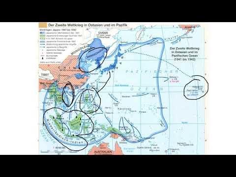 2. Weltkrieg Pazifik