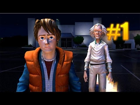 Back to the Future Episodes 1 5 Назад в будущее