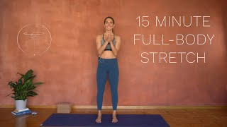 15 min. Daily Morning Stretch Routine // Full Body Flexibility & Mobility