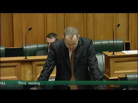 Phil Twyford's Auckland Super City Bill speech (3rd reading)