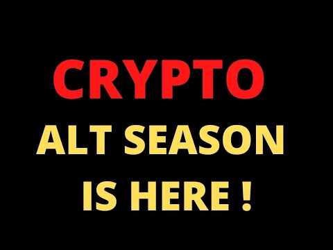 CRYPTO ALT SEASON is here⚠️⚠️⚠️ How do we know what to buy???