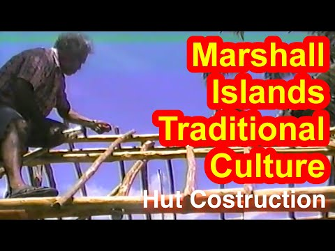 Marshallese Hut Construction