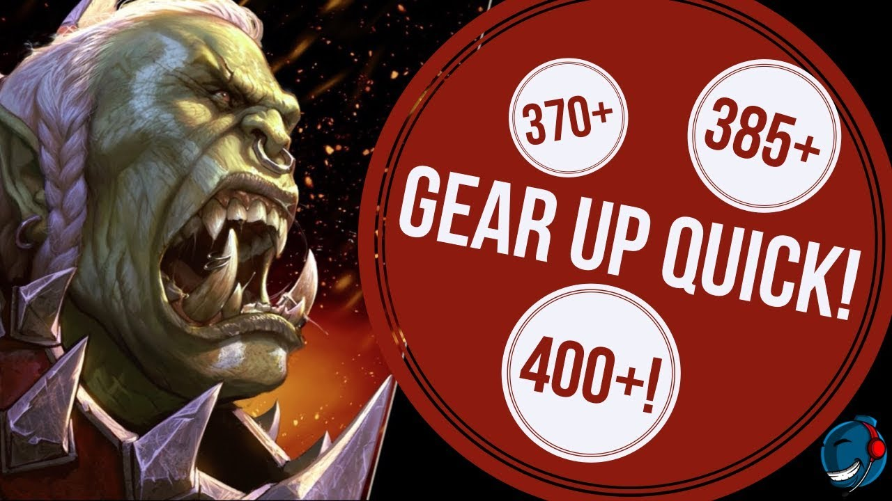 Gear up FAST | 400+ Item Level in Tides of Vengeance Part 2!