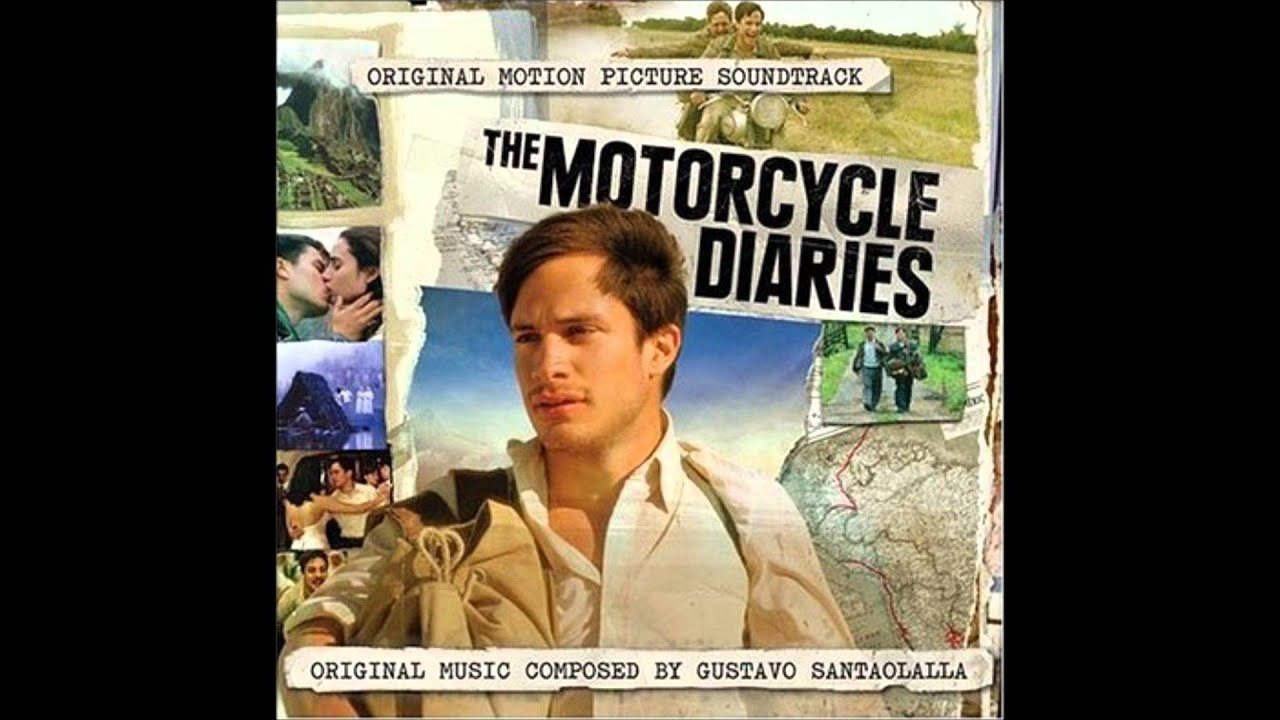 The Motorcycle Diaries 18 - Revolución caliente (Official Soundtrack Movie 2004) Theme Full HD