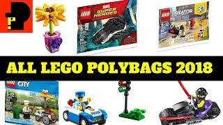 Baixar ALL LEGO POLYBAGS 2018