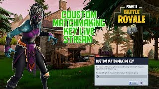 Fortnite Custom Matchmaking SQUADS || Code is R3X12 || Region NA East || Astros C40 Controller on Pc