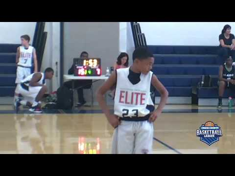 MADE 7th Black vs. Crossover Elite 7th national division