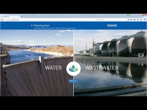 Planning Tool For Water and Wastewater Processes [Webinar Recording]